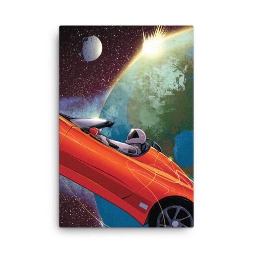 Starman, Starman in Roadster, SpaceX, SpaceX Starman, Elon Musk Starman